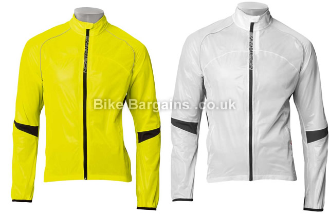 Northwave Acqua PRO Cycling Jacket clear, yellow, XL