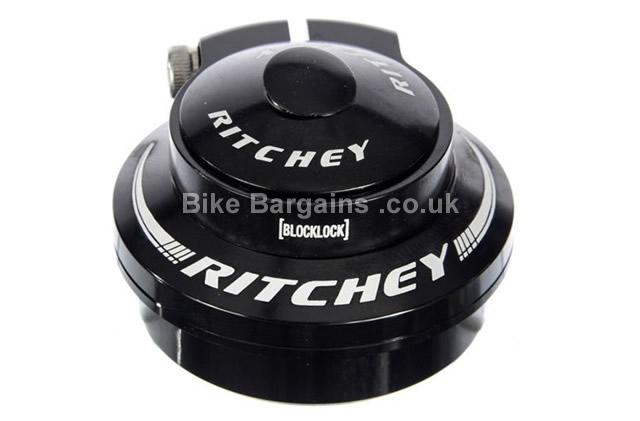 Ritchey Comp Block Lock Black Headset black