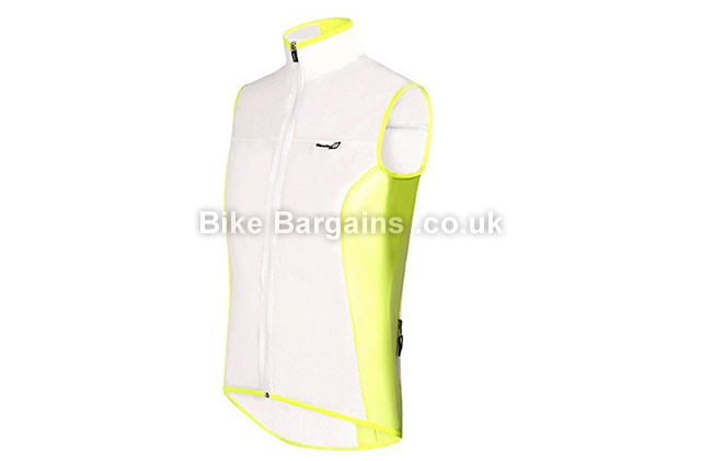 Santini Ice Windproof Cycling Gilet M
