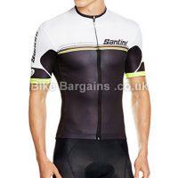Santini UCI World Champion Road Rainbow Short Sleeve Jersey