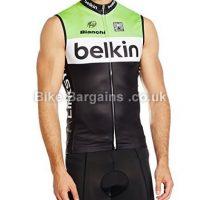 Santini Team Belkin Water Resistant Aquazero Gilet