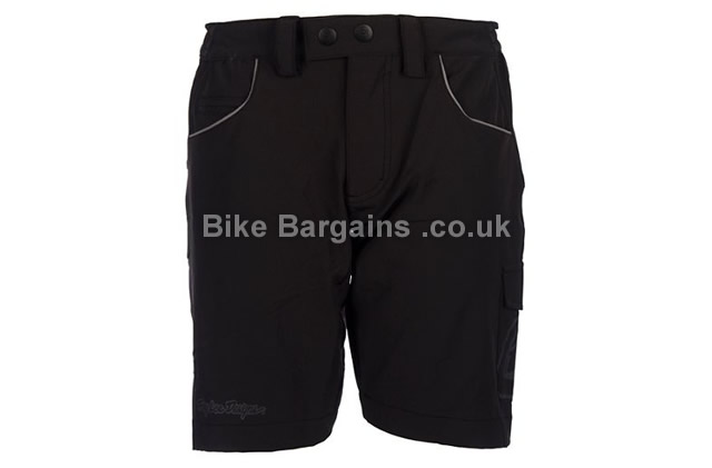Troy Lee Designs Ladies Skyline Baggy Shorts 2014 black, S,L,XL