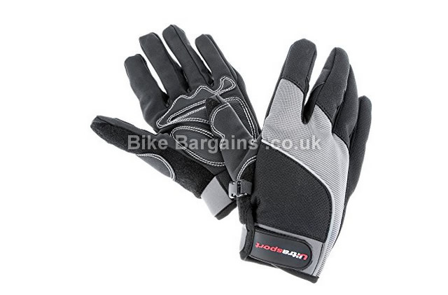 Ultrasport Gel-Grip Touch Screen Cycle Gloves M