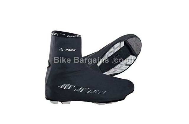 Vaude Shoecover Wet Light II Overshoes black, S