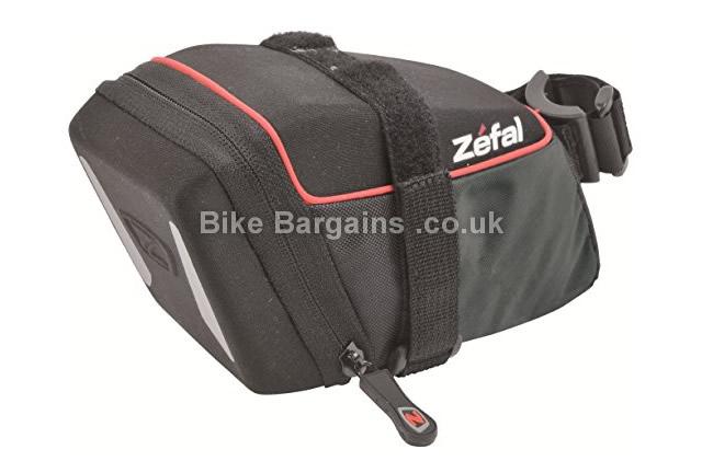 Zefal Iron Pack L-DS Saddle Bag L, 0.8 litres