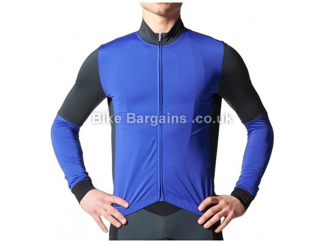 Adidas Supernova Long Sleeve Cycling Jersey XS,S,M