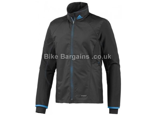 Adidas Trail Hybrid Roubaix Cycling Jacket XS,S Black