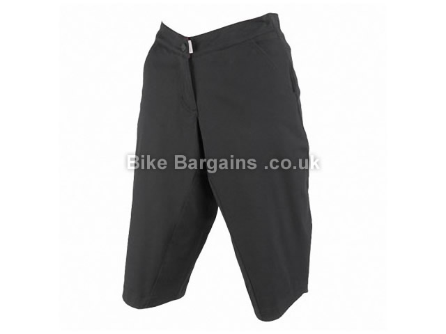 Bspoke Wo Pimlico Teflon Ladies Cycling Shorts S,M, Black