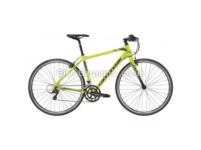 Cannondale Quick Speed 3 Alloy Hybrid City Bike 2016 M