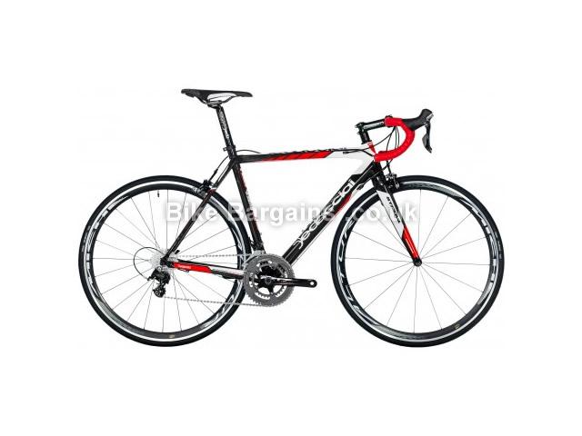 Dedacciai Strada Nerissimo 105 Carbon Road Bike 2016 L, Black, Red