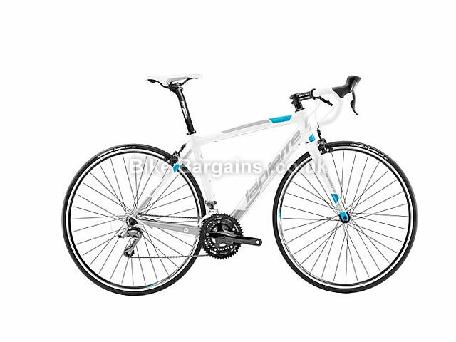 Lapierre Audacio 100 Ladies TP Alloy 6061 Road Bike 52cm, White