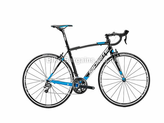 Lapierre Audacio 300 CP Alloy 6061 Road Bike 55cm, Black
