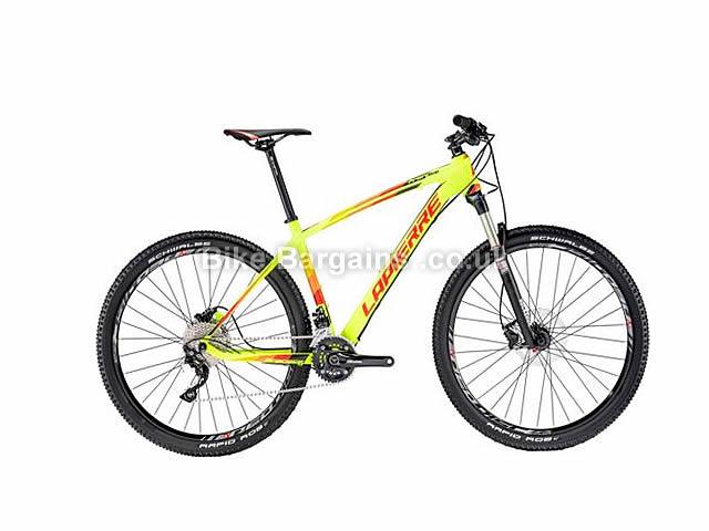 "Lapierre Pro Race 327 Hardtail Mountain Bike 27.5"", 15"", Yellow"