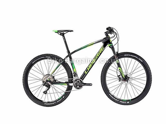 "Lapierre Pro Race 627 Hardtail Mountain Bike 13"", 27.5"", Black"