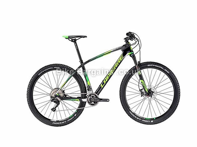 "Lapierre Pro Race 629 Hardtail Mountain Bike 17"", 29"", Black"