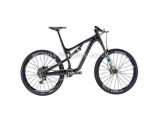 "Lapierre Zesty AM 827 Full Suspension Mountain Bike 18"", 27.5"", Black"