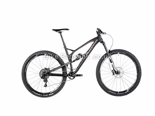 "Nukeproof Mega 290 Pro Mountain Bike 2016 15"", 29"", Black"