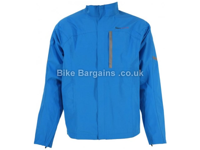 Piu Miglia Waterproof Lightweight Cycling Jacket S,M,L,XL,XXL, Blue