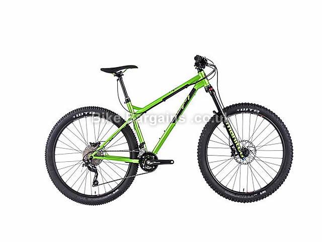 "Ragley Piglet Hardtail Mountain Bike 14"", 27.5"", Green"