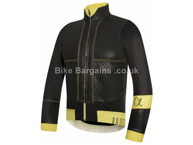 RH+ Alpha Winter Cycling Jacket M,L, Black