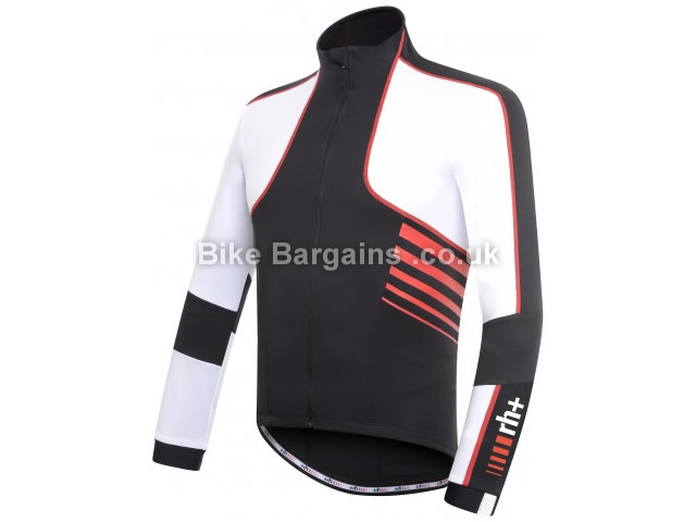 RH+ Tron Thermal Cycling Jersey M, White