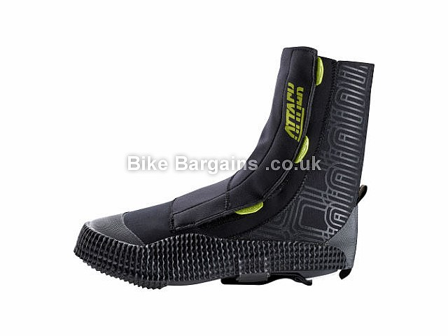 Altura Attack MTB Neoprene Overshoes M, XL, Black