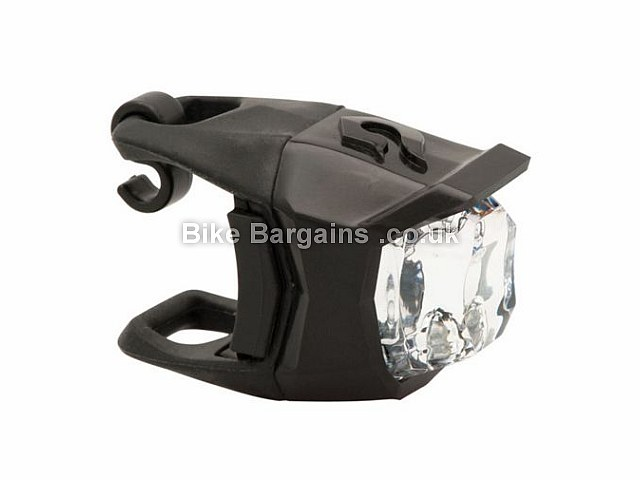 Blackburn Voyager Click Front Cycle Light Front Light, Black