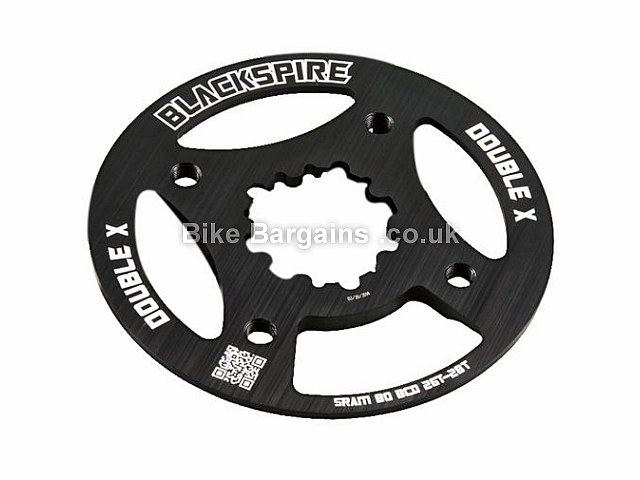 Blackspire Double X Spiderless MTB Bash Ring 80mm, 28t, 32t