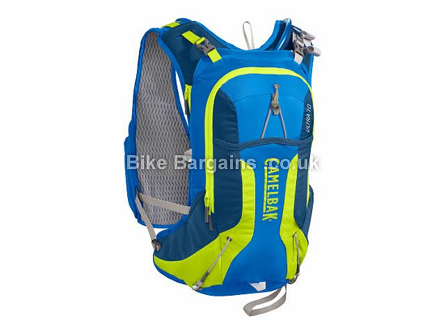 Camelbak Ultra 10 Hydration System Backpack Blue