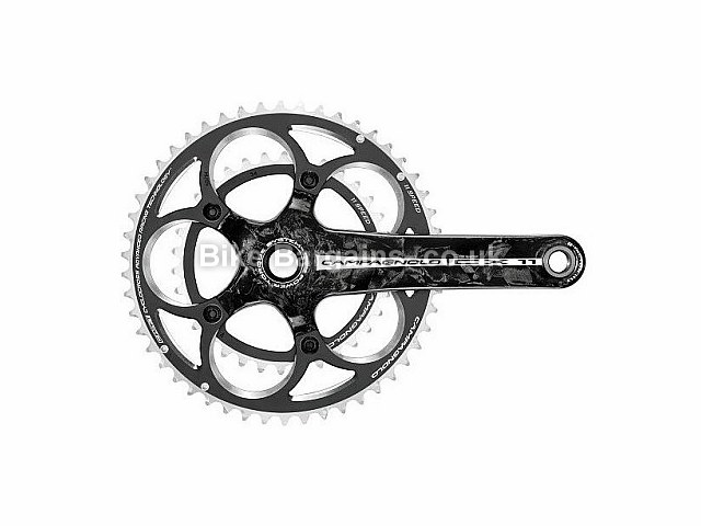 Campagnolo CX Cyclocross Carbon Chainset 170mm, 175mm