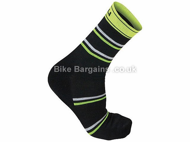 Castelli Gregge 12cm Merino Cycling Socks Black, S,M