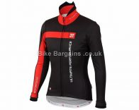Castelli Ladies 3T Wind Water Resistant Team Jacket