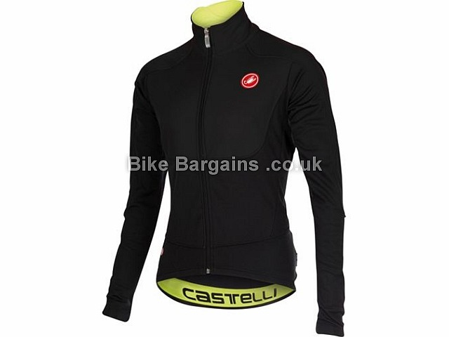 Castelli Passo Giau Windstopper Road Jacket S, M