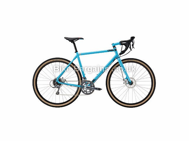 Charge Plug 2 Alloy Hybrid City Bike 2016 Blue L