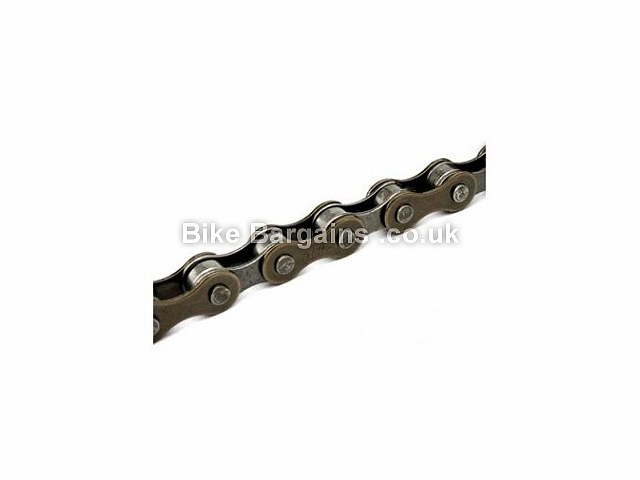 Clarks Anti Rust 7 or 8 Speed Bike Chain 116 Links, 7/8 speed