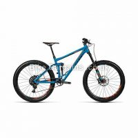Cube Stereo 160 HPA TM 27.5″ Alloy Full Suspension Mountain Bike 2016