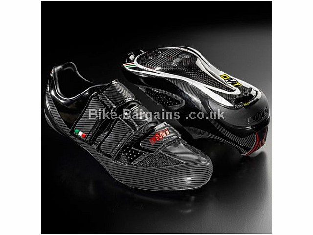 DMT Libra Carbon Speedplay Performance Road Shoes 40, black