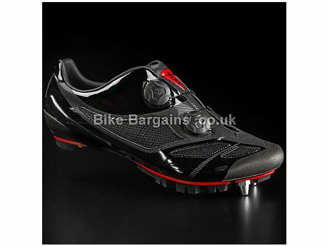 DMT Lynx Carbon Double Boa MTB Shoes 37