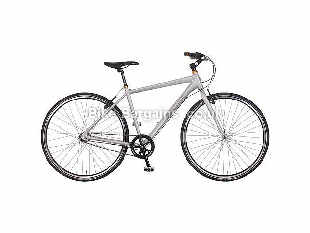"Dawes Urban Express 3 Hybrid Bike 2016 21"", White"
