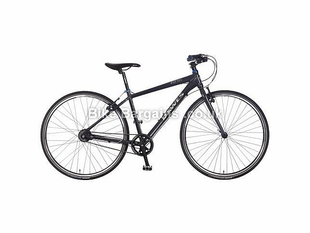 "Dawes Urban Express 7 Hybrid Bike 2016 19"", Black"