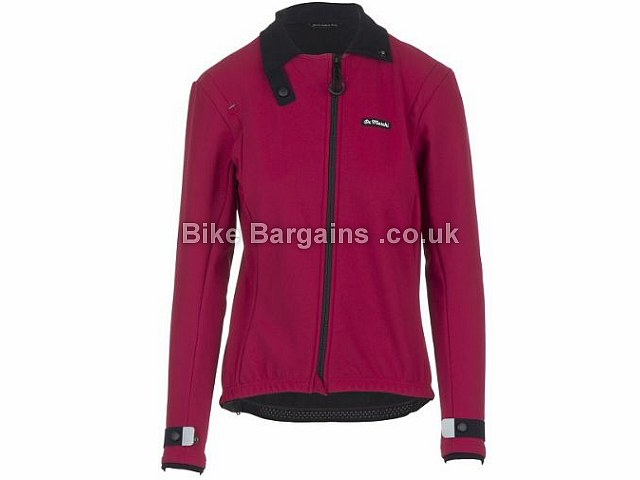 De Marchi Milano Ladies Softshell Jacket S, Purple