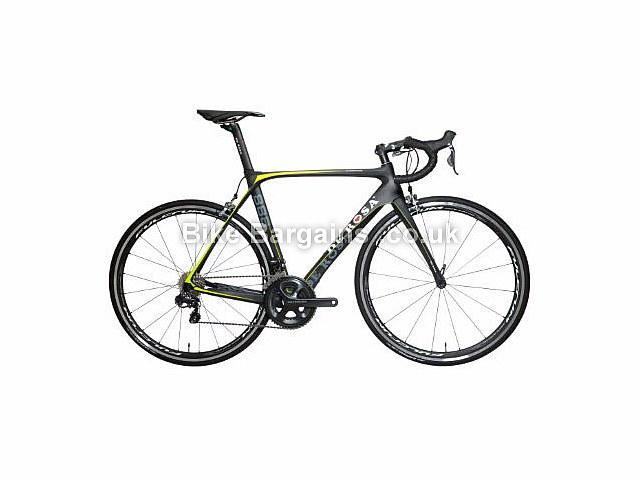 De Rosa SuperKing 888 Shimano 105 Carbon Road Bike 2014 46cm, Black, Carbon, 11 speed, Calipers, 700c