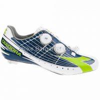 Diadora Movistar Vortex Pro SPD-SL Road Cycling Shoes