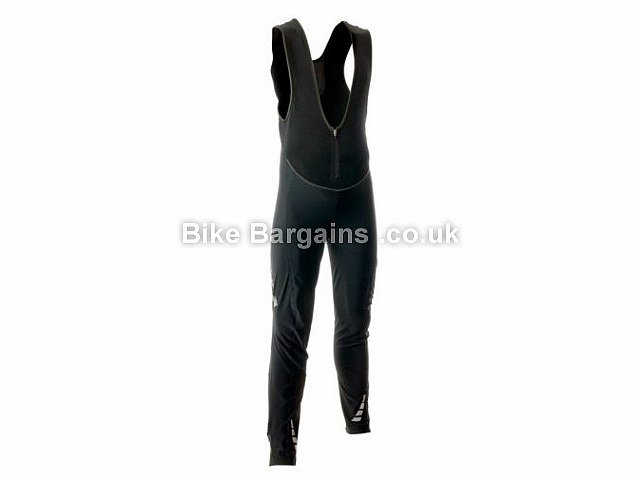 Endura Stealth Lite Waterproof Bib Tights M, Black