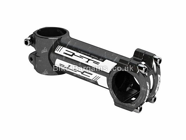 FSA Team Issue Alloy 6066-T6 MTB Stem Black, 130mm