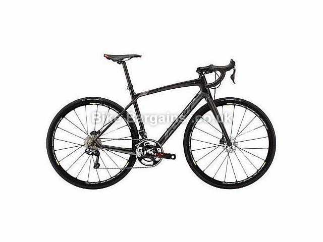 Felt Z2 Carbon Disc Road Bike 2015 Satin, Carbon, 56cm