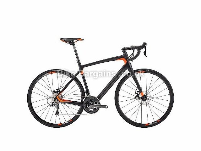 Felt Z6 Carbon Disc Road Bike 2016 Black, Orange, 58cm