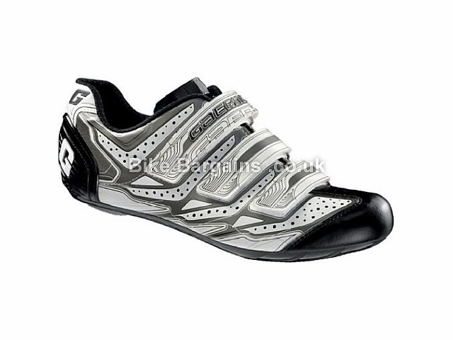 Gaerne Aktion Road Cycling Shoes 48, Silver