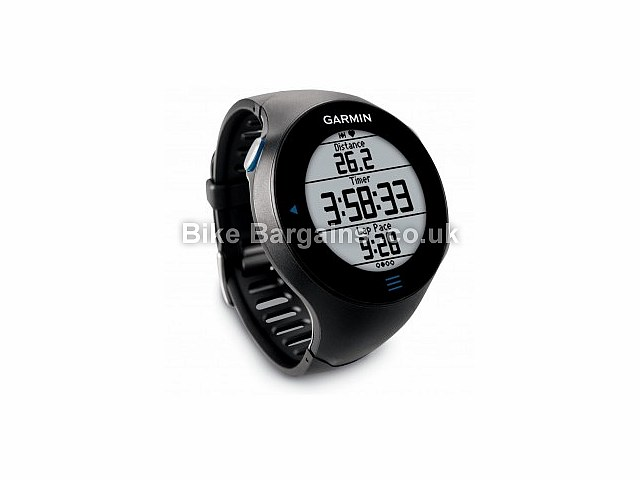 Garmin Forerunner 610 GPS Heart Rate Monitor Watch Black, Blue