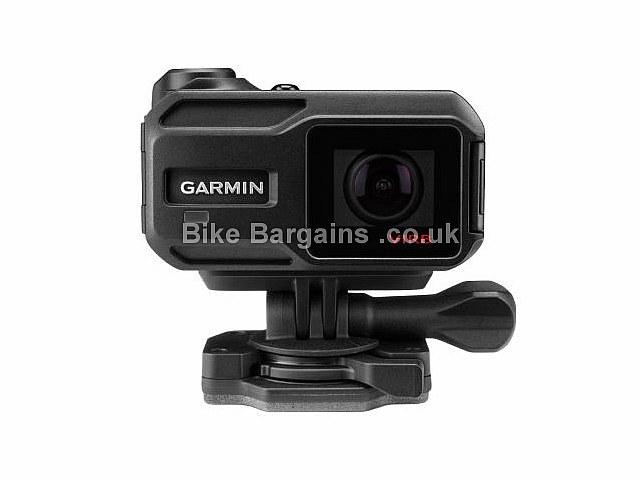 Garmin VIRB X Action Cycling Camera Black